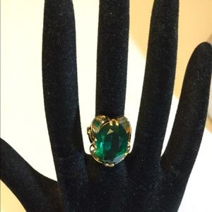 Jewelry - 18kt HGE Cocktail Ring
